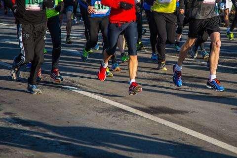 Verticale Tour Eiffel, Marathon de Paris : A vos marques !