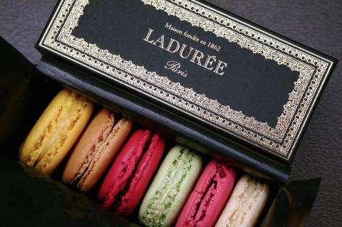 Crazy by Ladurée; glamour meets gourmet