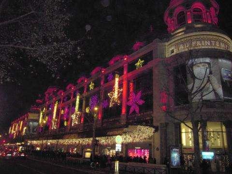 Noël à Paris, un rêve éveillé