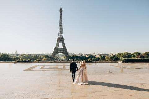 Valentine's Day in Paris, in the footsteps of Cupid