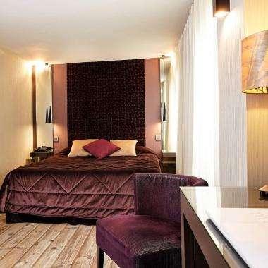 Hotel Passy Eiffel - Chambre classique