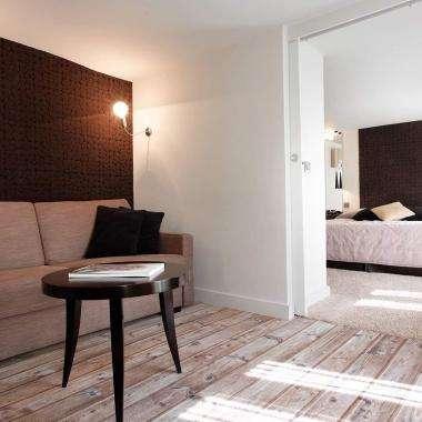 Hotel Passy Eiffel - Chambre deluxe triple