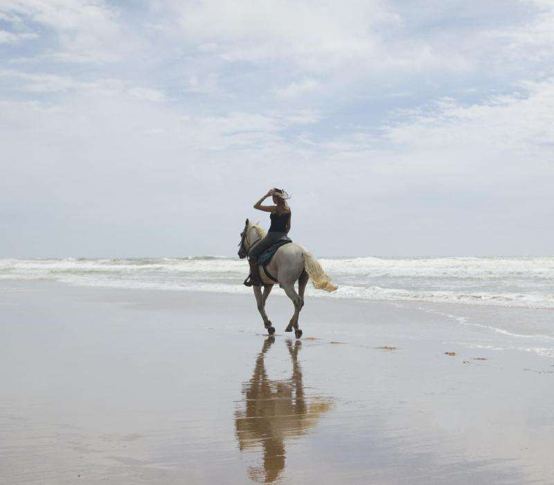 Pousada Capitu - Rider