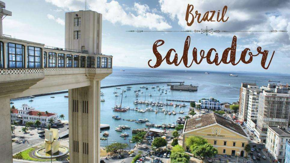 The beauty of Salvador de Bahia !