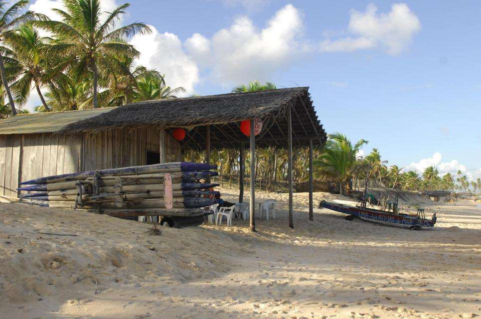 Lieux insolites autour d'Imbassai et Praia do Forte