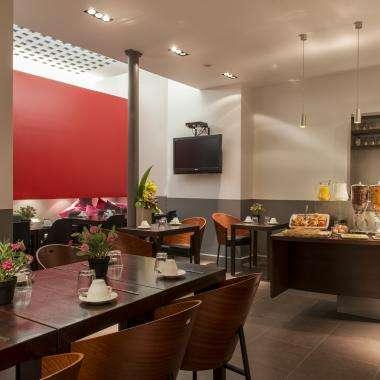 Grand Hotel Leveque - Petit déjeuner