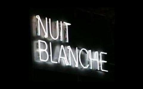 NUIT BLANCHE A PARIS