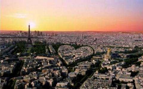 En février, Paris mon amour  !!