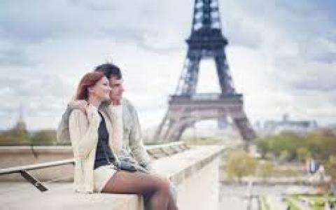 In February, Paris is for lovers !!