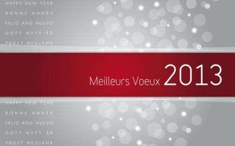 L'équipe du Grand Hotel Lévêque vous présente leurs meilleurs Voeux  pour la nouvelle année.