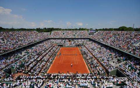 Roland  Garros 2016 in Paris