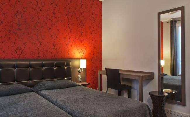Grand Hotel Leveque -Chambre