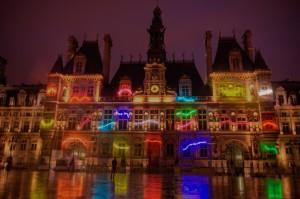 Hôtel de Ville de Paris Nuit Blanche 2010