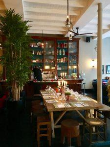 BAMBOU restaurant