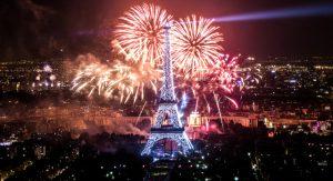 Bastille Day - Fireworks