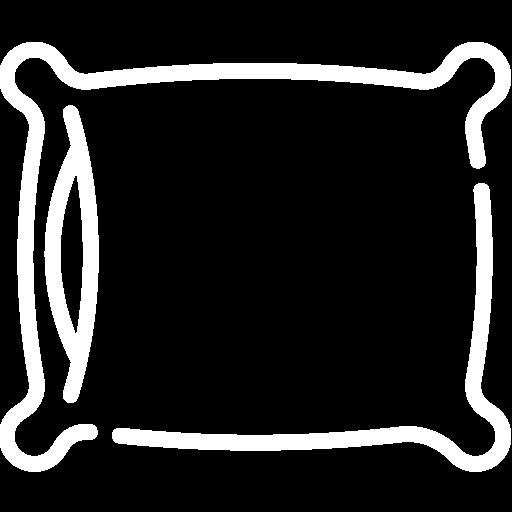 Almohadas proveídas
