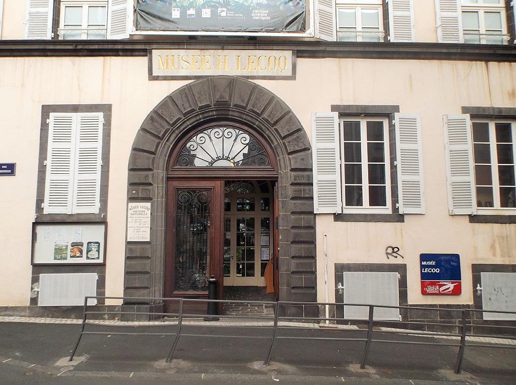Musée d'histoire naturelle Henri Lecoq